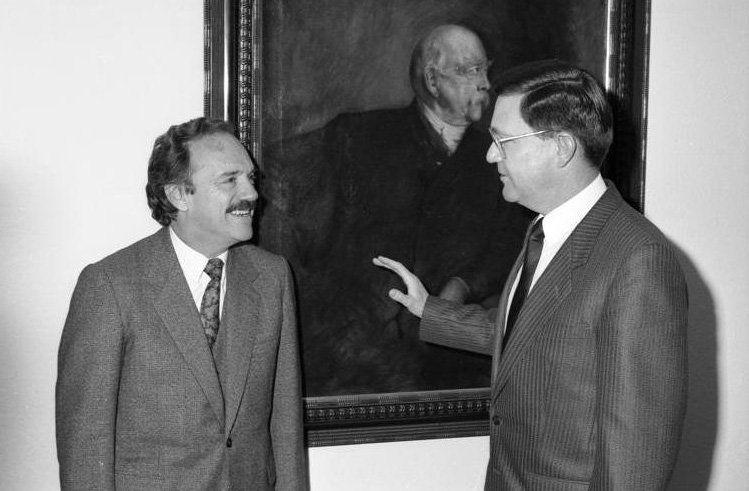 Murió Antonio Marchesano, ministro del Interior entre 1986 y 1989