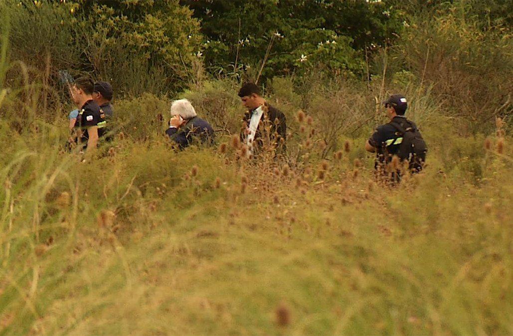 Hallaron restos humanos que se presume pertenecen a joven desaparecido el año pasado