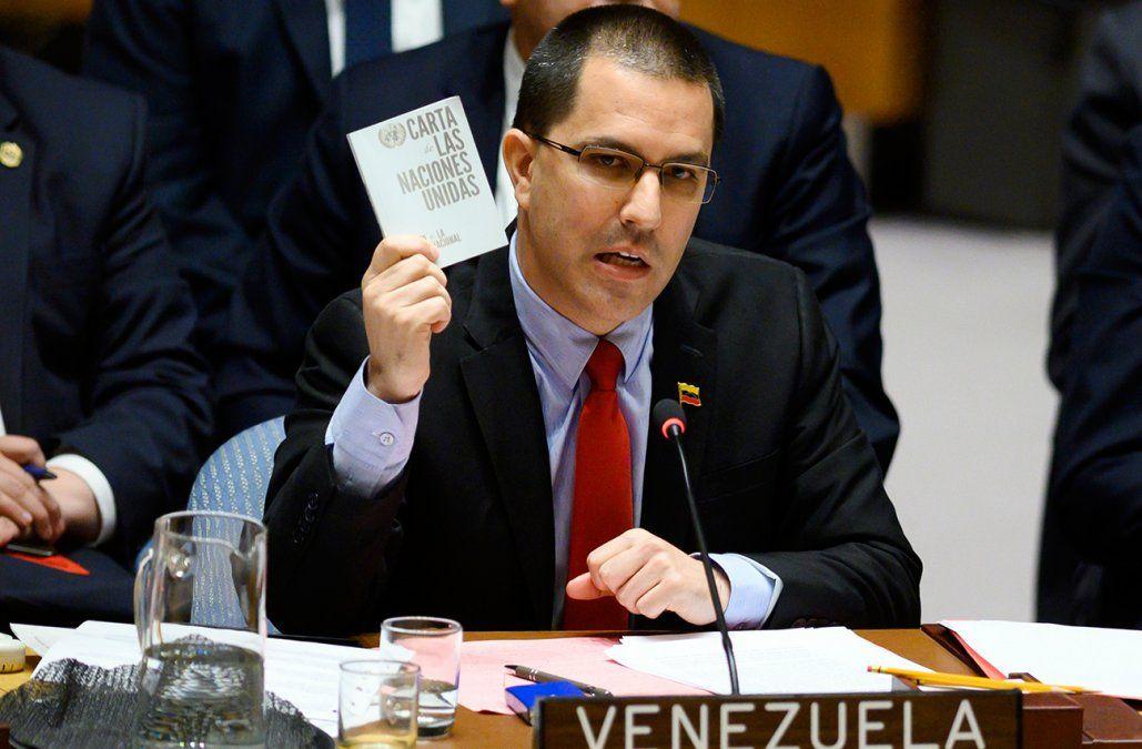 Venezuela califica de infantil el ultimátum de 8 días que puso España, Francia y Alemania