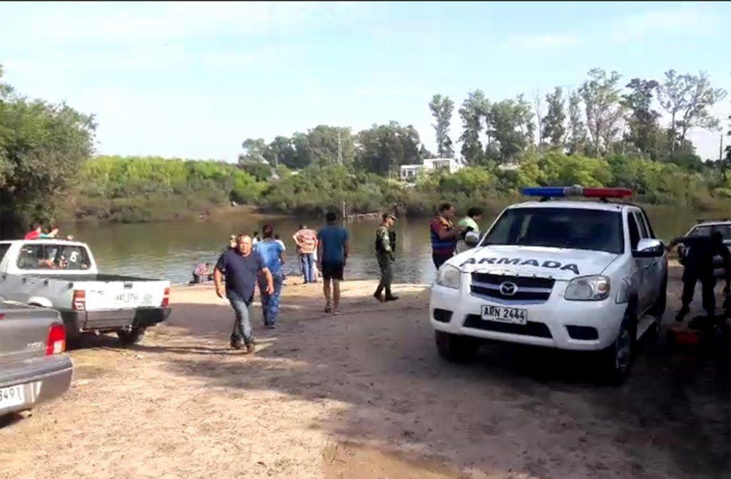 Buscan a un hombre de 32 años que desapareció haciendo esquí acuático