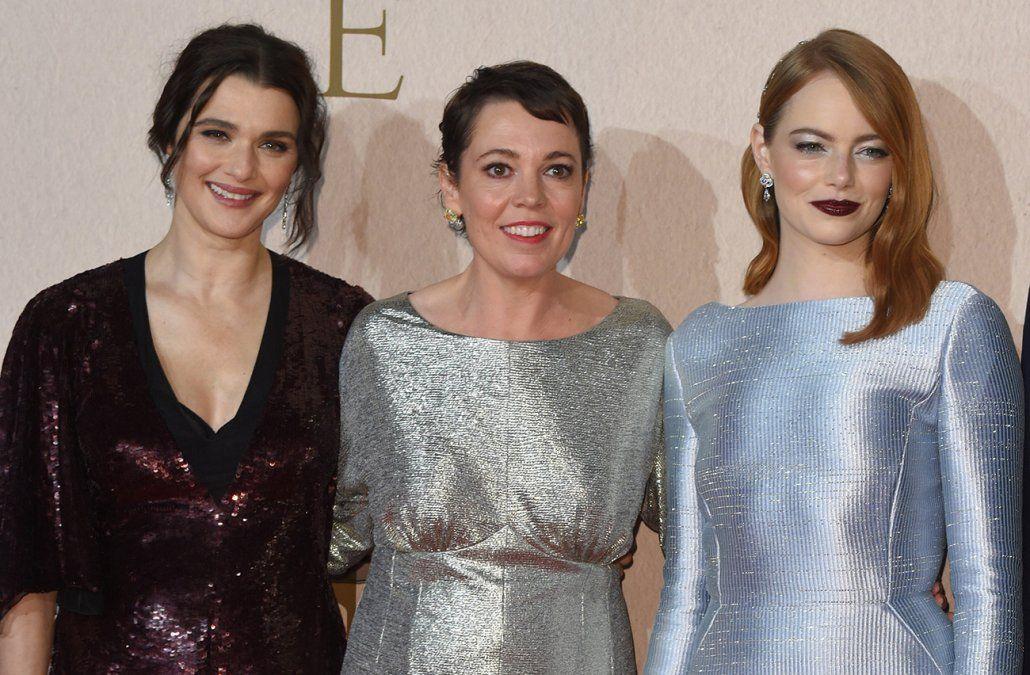La favorita en carrera al Oscar con tres actrices nominadas