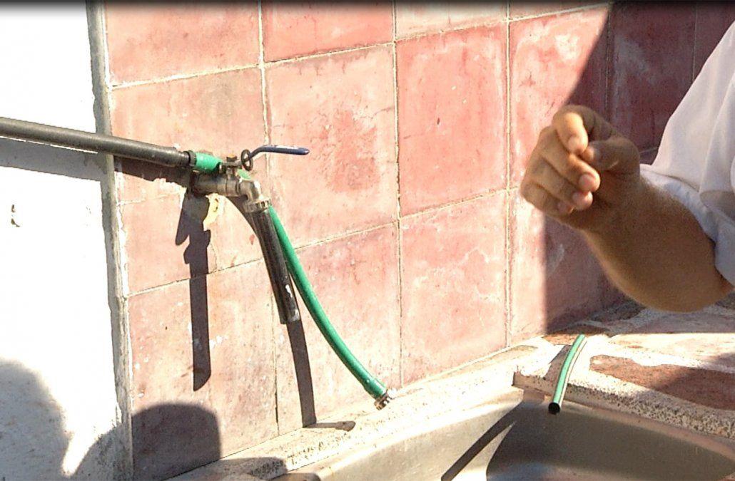 Altas temperaturas y zona elevada dejaron sin agua al barrio Flor de Maroñas
