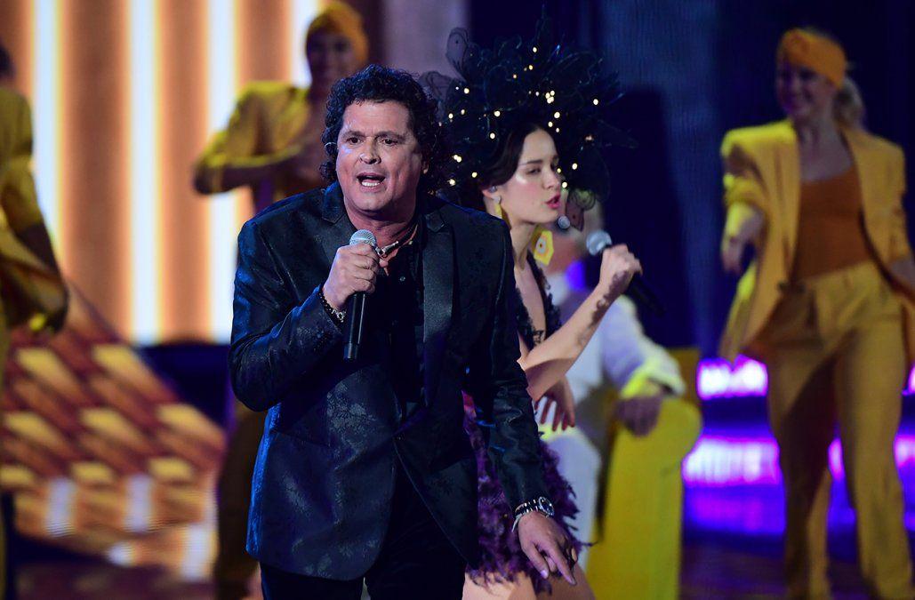 Colombiano Carlos Vives suspende concierto en Nicaragua por cuestiones políticas