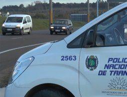 Ciclista de 50 años está grave tras ser atropellado por un auto en Giannattasio