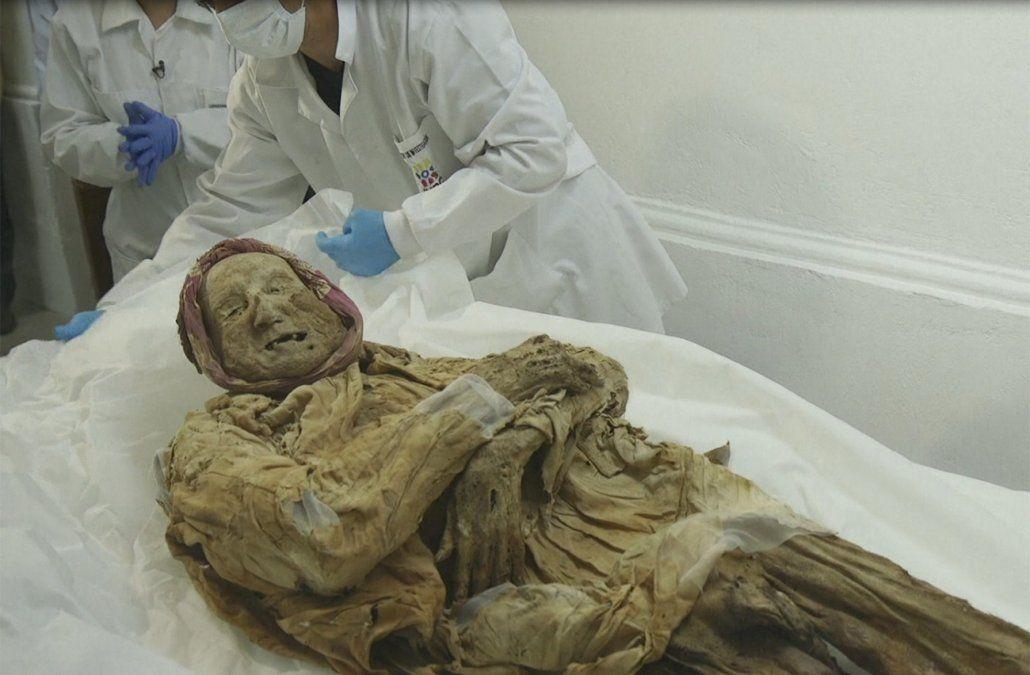 Una momia de Ecuador es la clave para entender la historia de las enfermedades