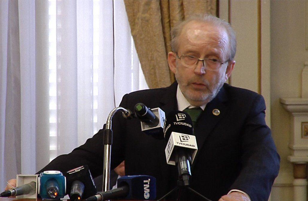 Eduardo Turell asumió como nuevo presidente de la Suprema Corte de Justicia