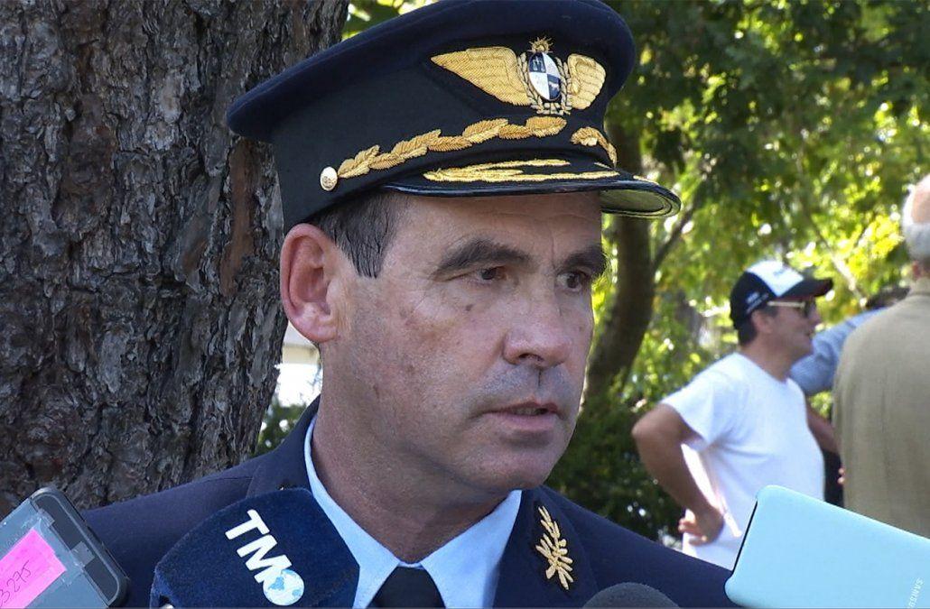 Asumió Hugo Marenco al frente de la Fuerza Aérea en reemplazo de Alberto Zanelli