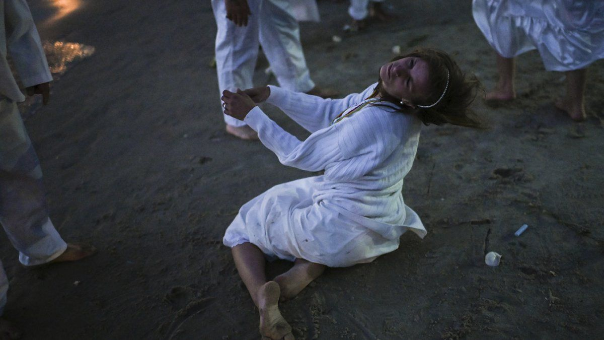 La tradicional fiesta de Iemanjá en imágenes