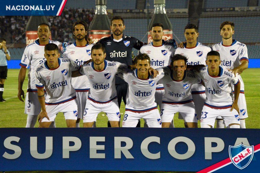 Nacional se quedó con la Supercopa 2019 tras vencer a Peñarol en los penales