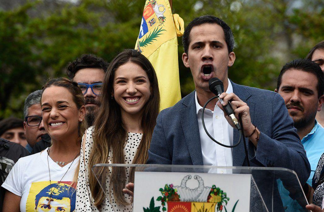 España, Francia, Reino Unido y otros países europeos reconocen a Guaidó tras ultimátum