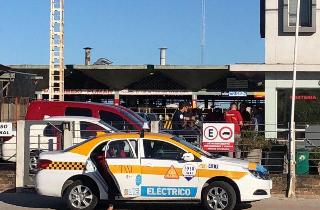 Incendio paralizó operaciones en la planta de Acodike en La Tablada