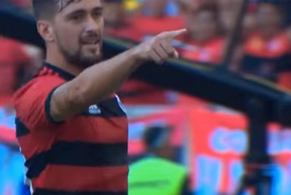 Giorgian confirma que está entre los mejores 10 de Brasil.