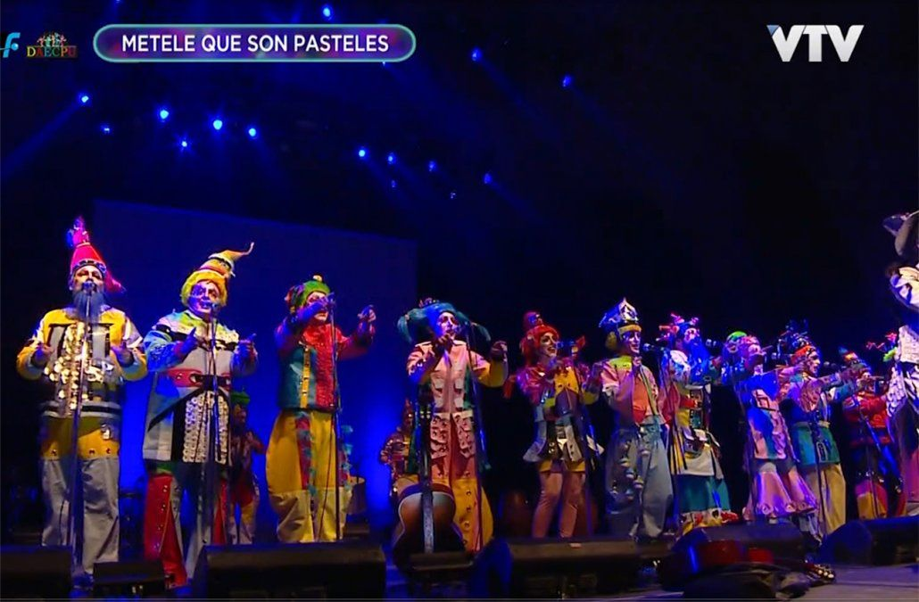 Patos Cabreros: la murga con más títulos en Carnaval presentó su espectáculo 2019
