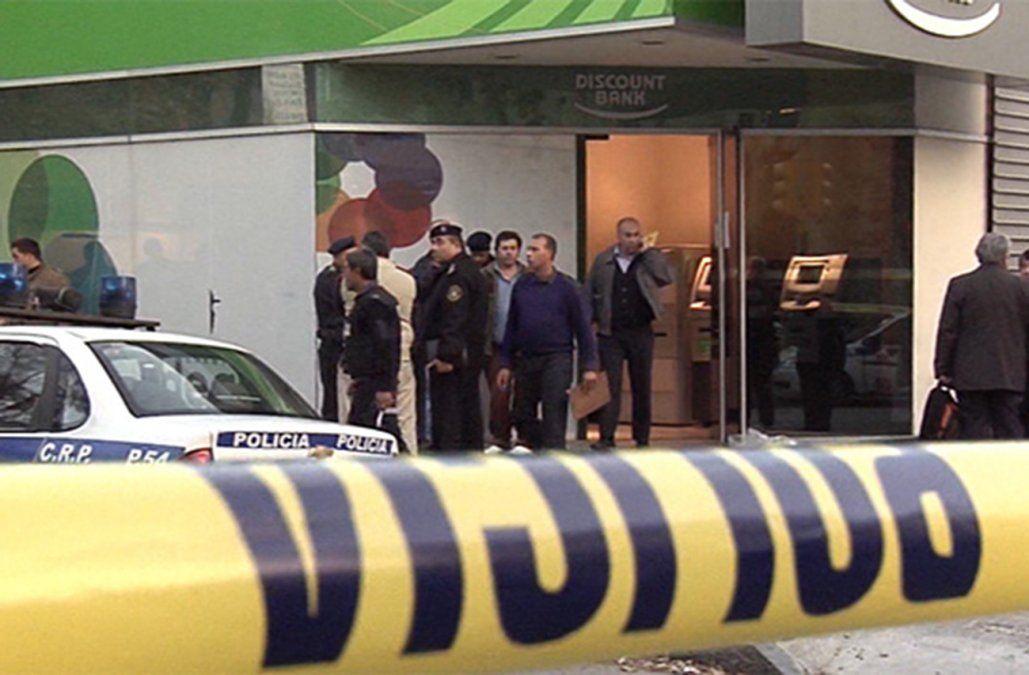 Mayo de 2011: la banda de El Ricky acababa de consumar una rapiña en una sucursal del Discount Bank. En el enfrentamiento murió un guardia de seguridad