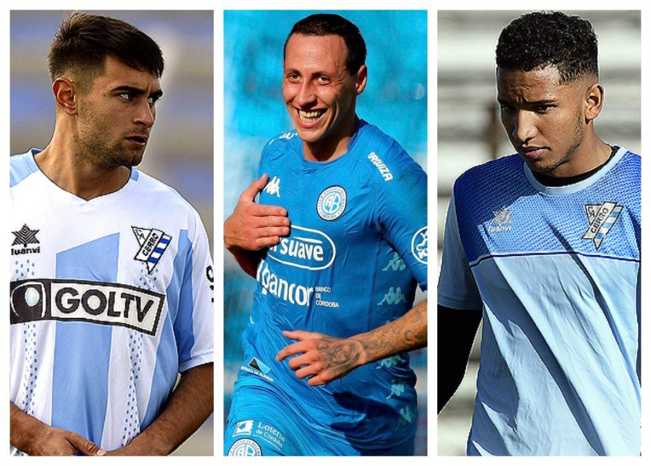 Últimas incorporaciones de Peñarol: Lema desde Benfica, y Acevedo y Izquierdo, libres de Cerro
