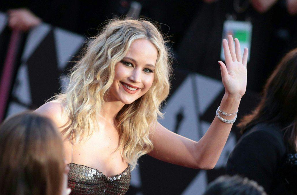 Se casa Jennifer Lawrence, una de las solteras más cotizadas de Hollywood