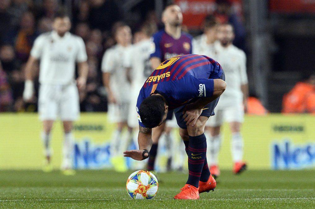 Barcelona y Real Madrid se enfrentan por la semifinal de la Copa del Rey