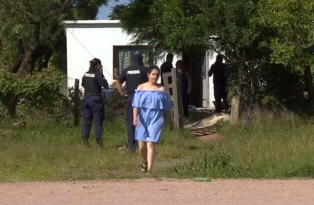 Allanaron por error la casa de la hija y el yerno de la mujer asesinada en Delta del Tigre
