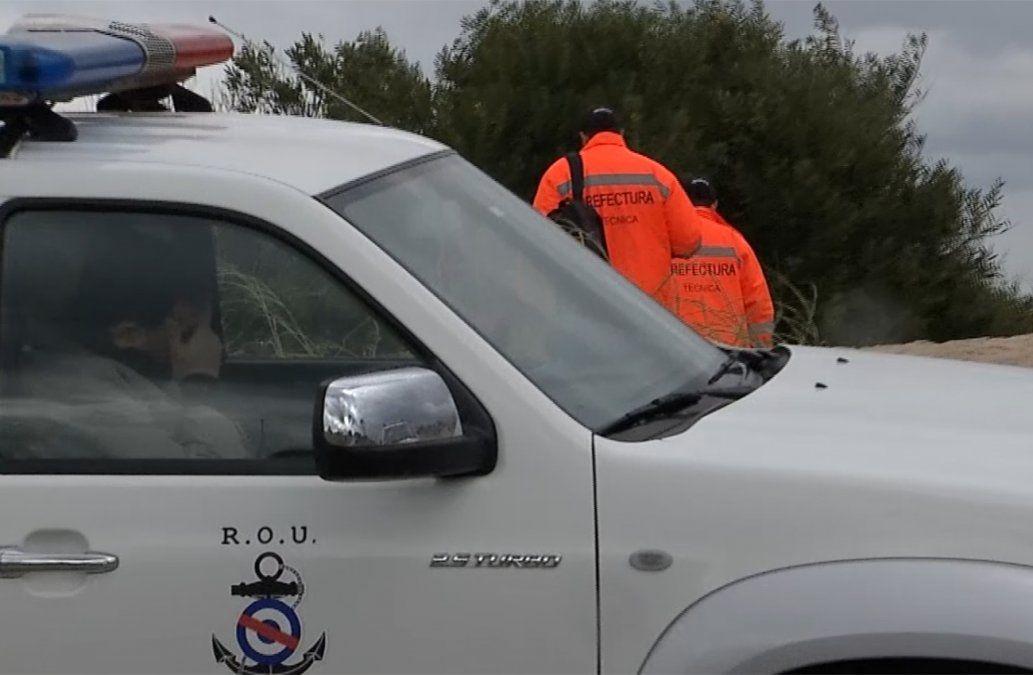 Hallaron el cuerpo del joven de 18 años desaparecido en aguas de Punta del Este
