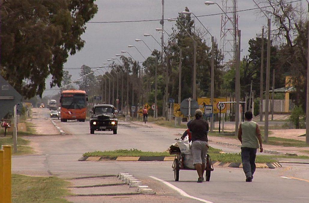 A tres días del asesinato de una comerciante, Guardia Republicana patrulla en San José