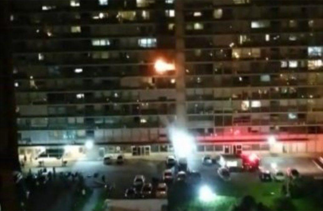 Edificio Panamericano no cuenta con habilitación de bomberos, según dijo el director