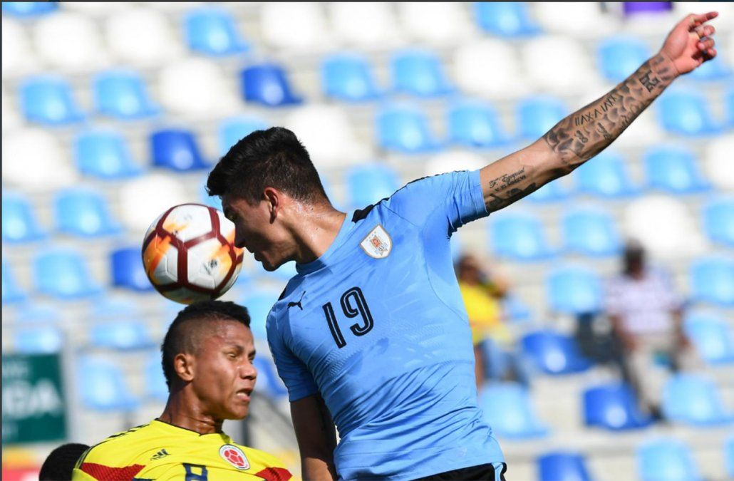 Twitter Selección Uruguaya (@Uruguay)