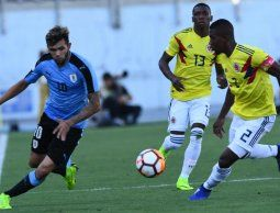 Foto: Twitter Selección Uruguaya (@Uruguay)