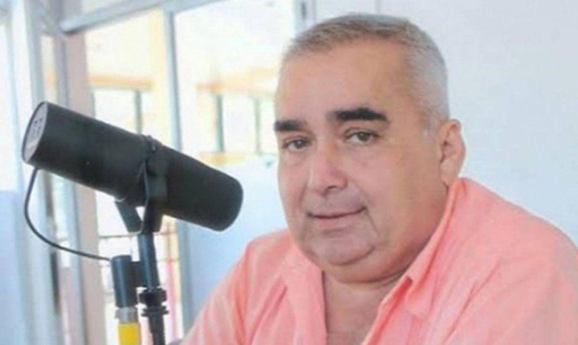 Jesús Ramos tenía 59 años. Trabajaba en la estaciónOye 99.9 FM de Tabasco.