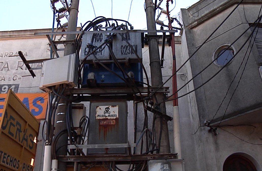 20.000 hogares sin luz dejó el temporal en varios puntos del país