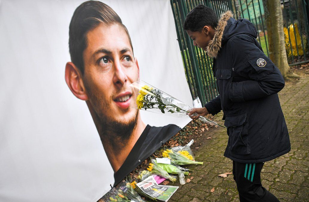 Emiliano Sala murió de los golpes ocasionados por la caída del avión, según autopsia