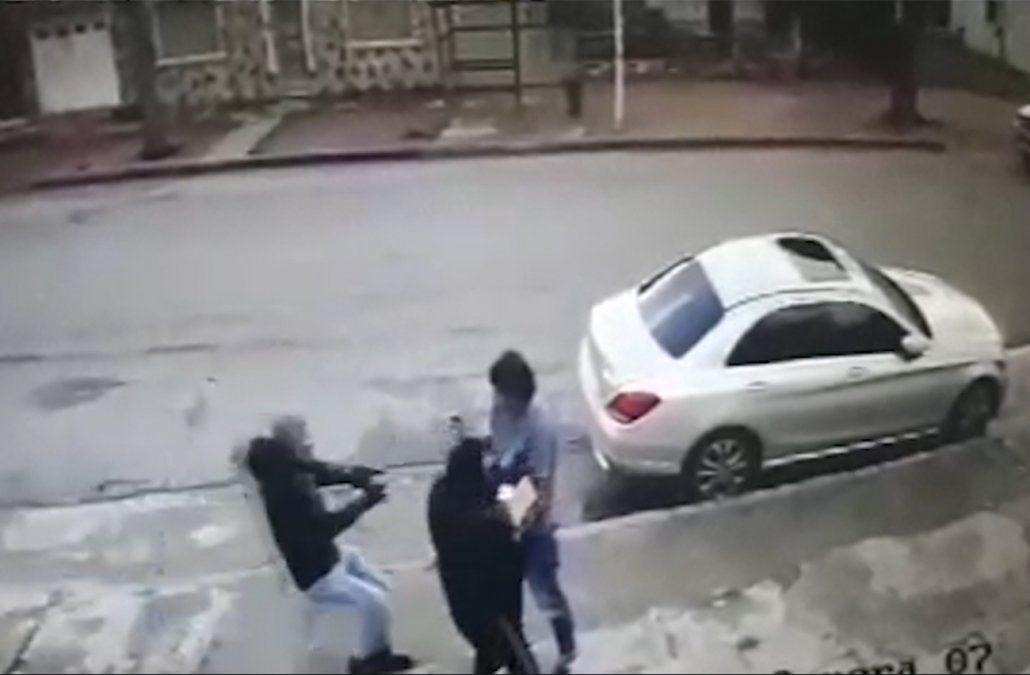 Delincuente detenido está vinculado a la banda que explotó un cajero en el shopping