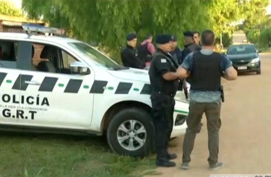 La Policía detuvo al sospechoso de matar a la almacenera de Toledo