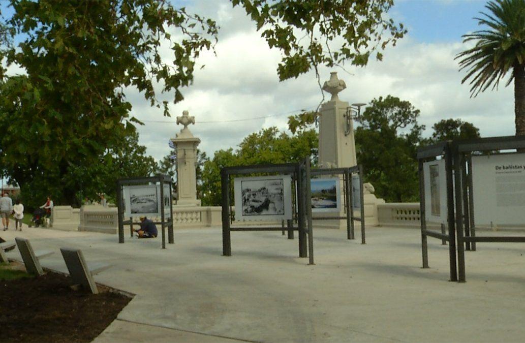 El Parque Capurro se renovó: nueva pista de skate y patín, nuevos juegos y Anfiteatro