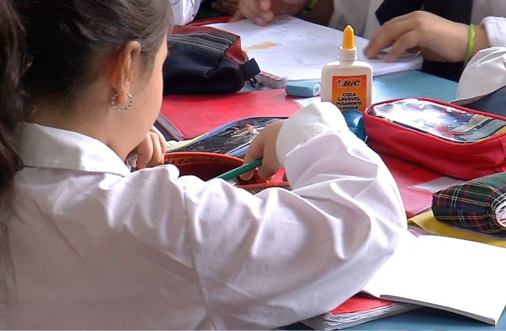 Entre el 25 y 28 de febrero estarán asignados los cargos para docentes de Primaria