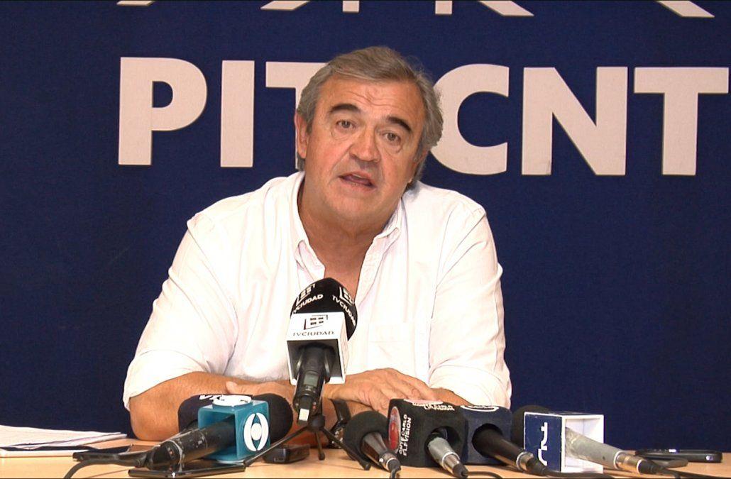 Larrañaga se reunió con el PIT-CNT y hubo coincidencias en los temas de empleo y salario