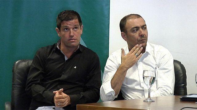 Pacheco y Recoba trabajan juntos en muchos rubros desde que ambos dejaron el fútbol.