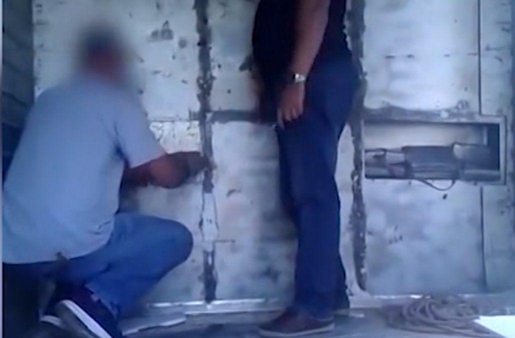 Así detuvieron a la pareja que transportaba 111 kilos de cocaína en un camión