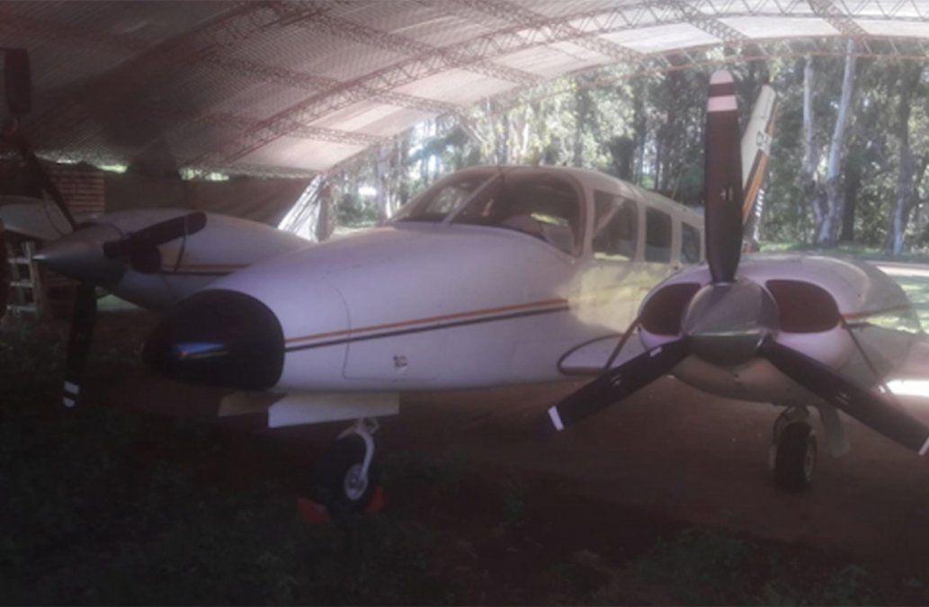 Robo frustrado de avioneta: sigue la investigación por banda narco