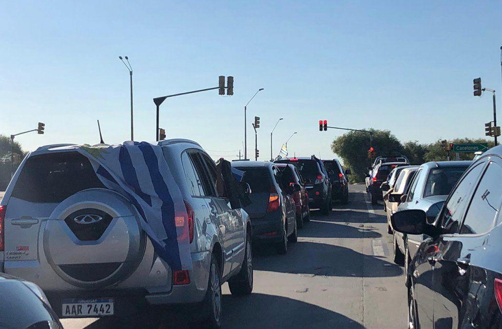 Tiroteo en Toledo justo antes de comenzar la marcha a Montevideo por más seguridad