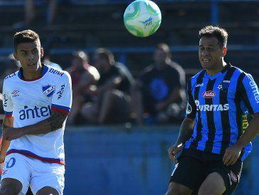 Liverpool y Nacional empataron 1-1 en Belvedere en el arranque del Apertura