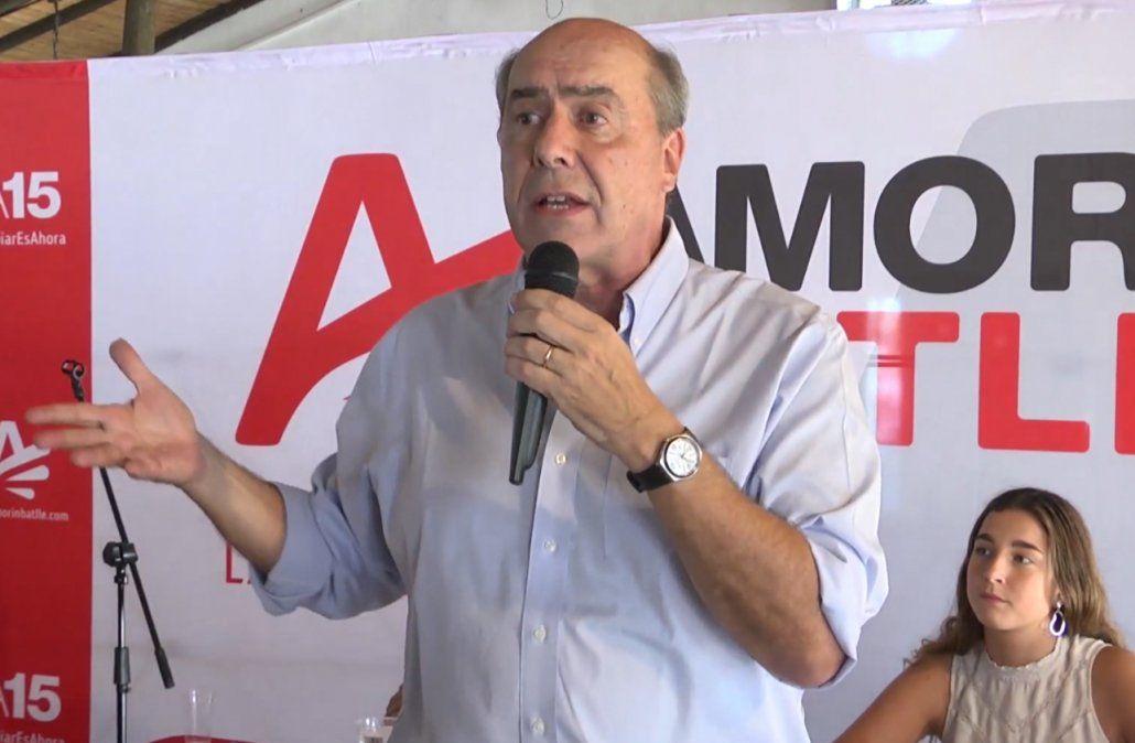 Amorín Batlle dijo que el Código del Proceso Penal presenta fallas y propone modificarlo