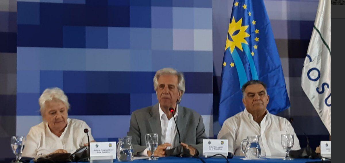 Vázquez le sacó importancia al retiro del mercado de Colgate Palmolive y Fleischmann