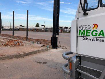 Sigue el bloqueo en la planta de La Tablada y preocupa la falta de combustible
