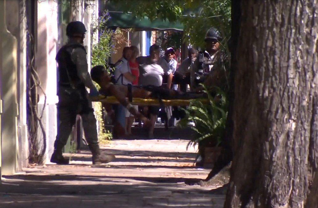 Delincuente abatido en La Comercial había estado preso en España por homicidio