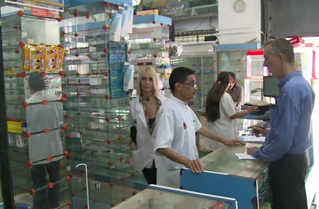Funcionarios de Cancillería viajaron con medicamentos para uruguayos en Venezuela