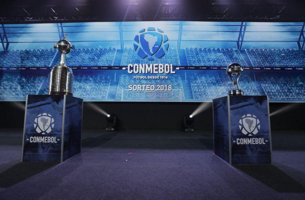 Conmebol reprogramó los partidos de Nacional y Peñarol por la fecha FIFA