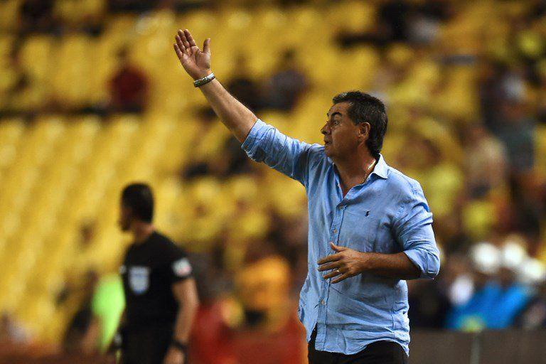 Defensor Sporting abre llave con Atlético Mineiro a las