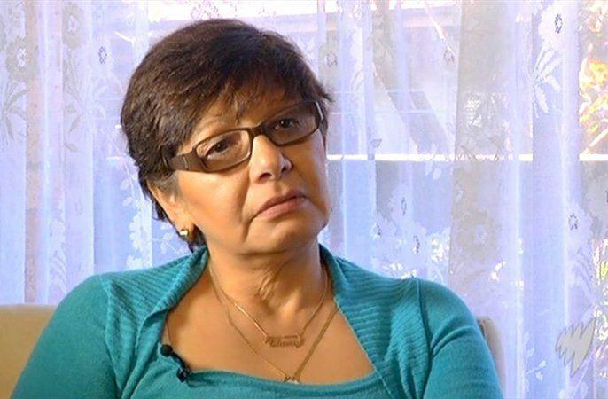 Adriana Rivas en la actualidad. Tiene 66 años y trabajaba hasta esta semana como limpiadora en Sidney para una empresa llamada Bondi