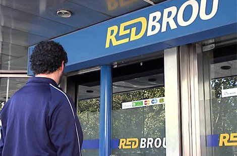 Atención usuarios de RedBrou: puede haber faltante de dinero