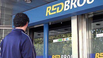 Atención usuarios de RedBrou: puede haber faltante de dinero en cajeros automáticos